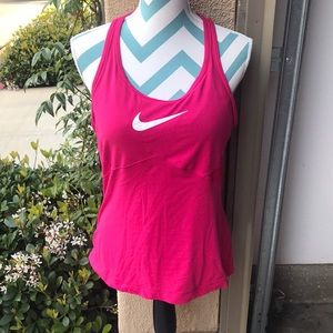 Nike Dri-Fit Pink Tank